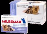 Milbemax Tabletten Puppy/Kleine hond 4 tabl. _