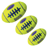 Kong Air Squeaker Football Medium_