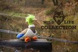 Wild Life Dog Duck (Eend)_