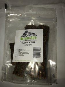 Vleessticks Wild - 100 gram